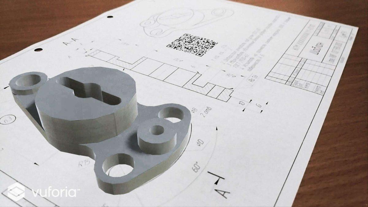 """AR-технології в контексті вивчення дисципліни """"Інженерна графіка"""""""
