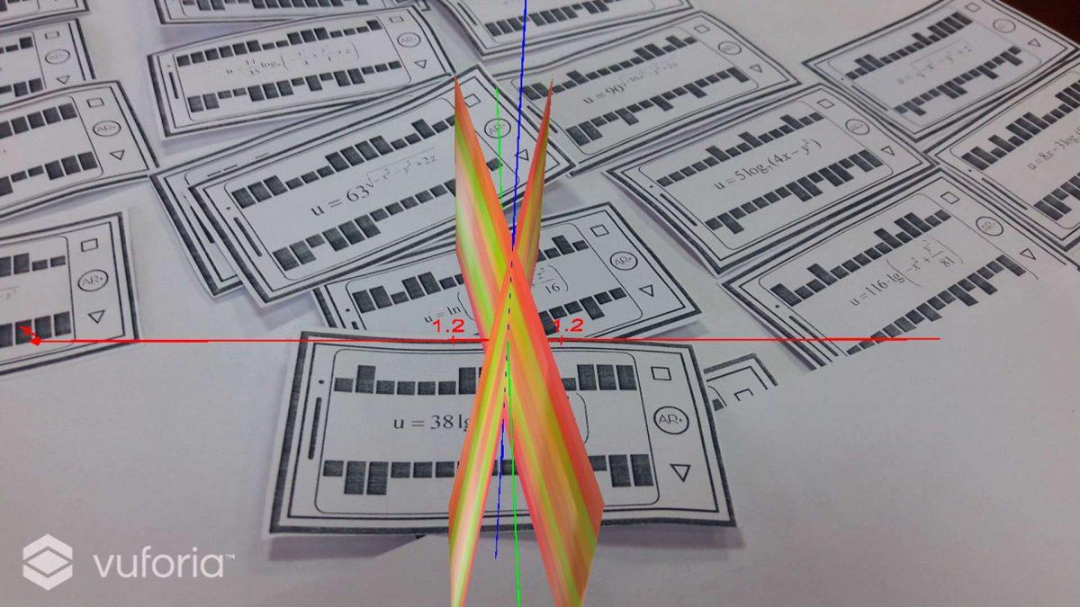 Surface math AR